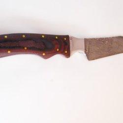 """Dkc-28 Gordonski 11"""" Chef Knife Damascus Knife Company"""