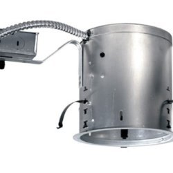 Juno Lighting Ic22R 6-Inch Ic Rated Universal Incandescent Remodel Housing