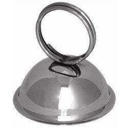 Ring Menu Holder Stainless Steel.
