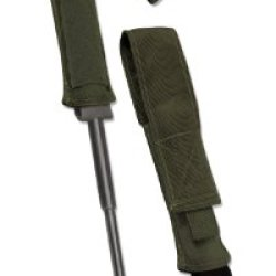 Uncle Mike'S Baton Molle Compatable Pouch, Od Green