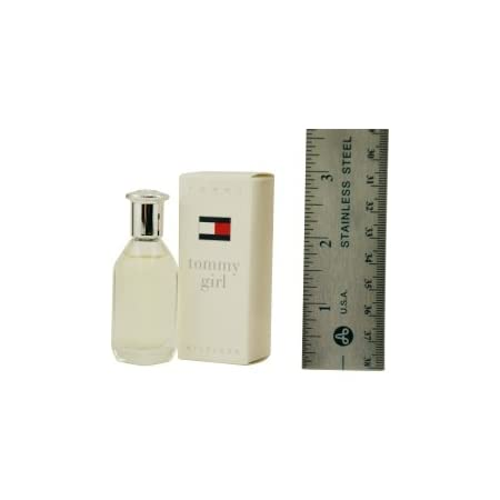 TOMMY GIRL by Tommy Hilfiger for WOMEN COLOGNE .25 OZ MINI Launched by the design house of Tommy Hilfiger in 1996, TOMMY GIRL by Tommy Hilfiger possesses a blend of a refreshing and energetic floral, with low notes of sandalwood and heather.. It is r...