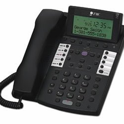 4-Line System Phone W/ Voicemail 4-Line System Phone W/ Voicemail