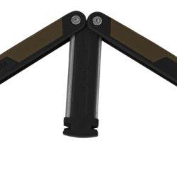 Gerber 31-001526 Myth Field Sharpener, Includes Carbide, Ceramic, And Serration Sharpeners
