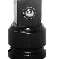 Socket Impact Adapter 1/2In. Female 3/4In. Male Socket Impact Adapter 1/2In. Female 3/4In. Male