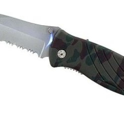 Sheffield 12130 Night Wolf Folding Pocket Knife