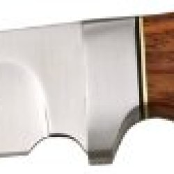Browning Knives 538 Clip Point Hunter Fixed Blade Knife With Finger Groove Cocobolo Wood Handles