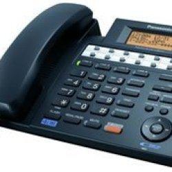 4-Line Speakerphone W/ Caller Id - Black 4-Line Speakerphone W/ Caller Id - Black