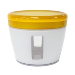 Omada M3251Gi Yellow Oblo' Jar, 17-Ounce