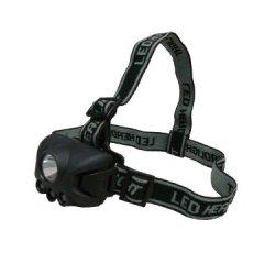 Sarge Knives Nu-Hl01 Led Head Lamp With Adjustable Head Straps