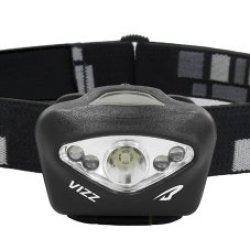 Princeton Tec Vizz Headlamp, Black