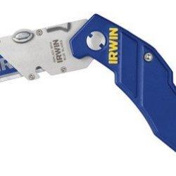 Irwin Utility Knife Folding Blister Pk