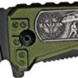 Rangers Amblum Hero Spring Assist Rescue Knife