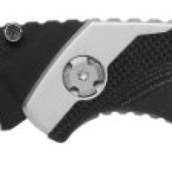 Gerber 30-000259 Drop Point Serrated-Edge Contrast Clip Folding Knife