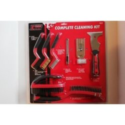 X-Treme By Kr Tools Model 10620 15 Piece Complete Cleaning Kit