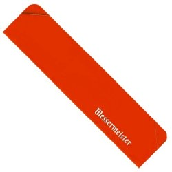 Messermeister 8-Inch Chef'S Edge Guard, Red