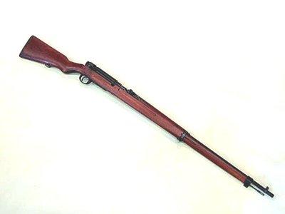三八式歩兵銃(アリサカM1905ライフル)