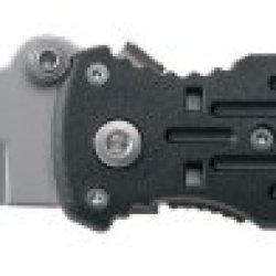 Gerber 45785 Applegate-Fairbairn Covert Pocket Knife, Double Edge 154Cm, Serrated