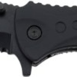 Tac Force Tf-800Bk Assisted Opening Knife 4.5-Inch Closed