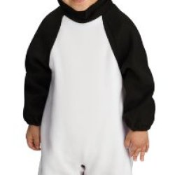 The Penguins Of Madagascar Romper And Headpiece Kowalski, Kowalski, Newborn