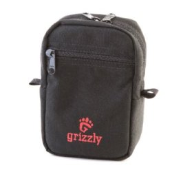 Grizzly Wilderness Medium Modular Gear Bag Waist Pack For Belt, Utility Belt Or Molle System For Hunting, Fishing, Hiking, Camping, Outdoors To Carry Outdoor Gear, Fishing Gear, Hunting Knife, Hunting Equipment, Hunting Accessories, Fishing Knife, Fishing