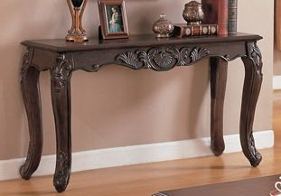 Image of 1-pc console Table in Espresso Finish PDS F60178 (B004RQ2Z3S)
