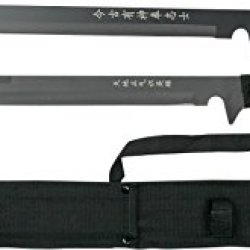 Bladesusa Hk-1067 Ninja Sword 26-Inch & 18-Inch Overall