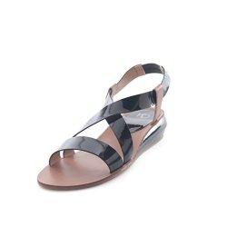 Kelsi Dagger Women'S Ginette Sandal,Black,8.5 M Us