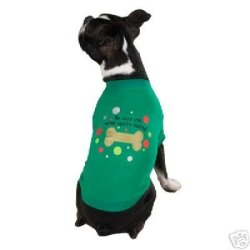 Z & Z Holiday Hound Tee Xxsm Sees You Eating