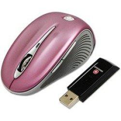 Swissgear Pantera Ii Wireless Usb Mouse, Pink