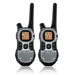 Motorola Mj270R 22-Channel 27-Mile Two-Way Radios