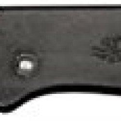Douk-Douk Folding Knife 3.125In, 3.125In, Carbon Steel, Black Steel Handle 815Gm Carbon Steel