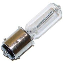 Ge 44386 - Q100Cl/Dc/2V Bayonet Base Single Ended Halogen Light Bulb