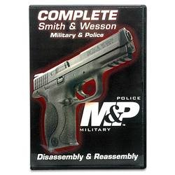 Complete Smith & Wesson, Military And Police: Disassembly & Reassembly (Dvd)