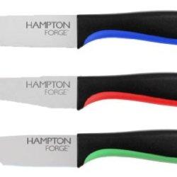 Hampton Forge Hmc01A194Pc 3-Piece Splash Paring Knife Set