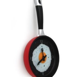 Thumbs Up! Frying Pan Clock