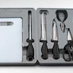 New Fisherman'S Knife Set