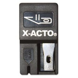 X-Acto Products - X-Acto - #11 Nonrefillable Blade Dispenser, 15/Pack - Sold As 1 Pack - Safe Way To Keep And Dispense Blades. - Contains 15 Precision-Crafted Carbon Blades. - Slot For Used Blades. - Nonrefillable. -