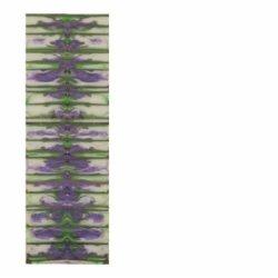 """Mardi Gras Genesis Acryl 2 Pc Mini Knife/Razor Scale 3/16""""X3/4""""X5"""" 500"""