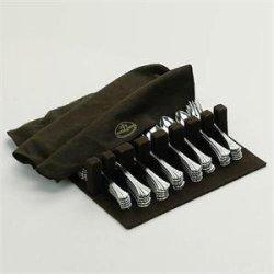 Drawer Liner Pad - Brown Silverware Cloth