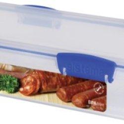 Klip It 1481 59-Ounce Meat Keeper Plus