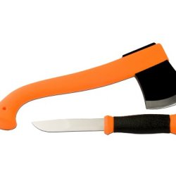 Morakniv Steel Camping Axe And Mora Outdoor 2000 Stainless Steel Knife Outdoor Combo