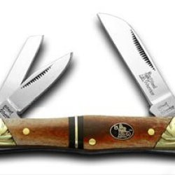 Steel Warrior Mississippi River Bone Whittler Pocket Knife Knives