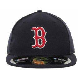 Mlb Boston Red Sox New Era Authentic On Field Game 59Fifty Cap Size: 7 3/8