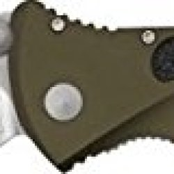Microtech Socom Elite Knife, Green, 5 1/8In. Closed 161-10Gr
