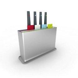 Joseph Joseph Index Plus Chopping Board Set With Co-Ordinating Knives