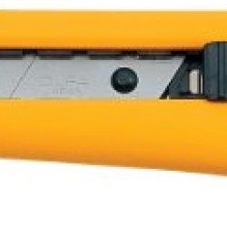 Olfa 9036 Nl-Al 18Mm All-Over Rubber Grip Heavy-Duty Utility Knife