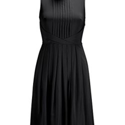 Eshakti Women'S Olivia Dress 4X-30W Regular Black