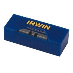 Irwin Utility Knife Blades Blue Card Of 20