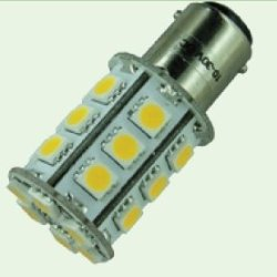 2.2W 30W Replacement Bayonet Double Contact Led Tower 250 Lumens Warm White