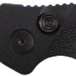 Schrade Sc60Mb Mini Push Button Lock Fully Honed Folding Knife